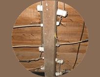 knob tube wiring