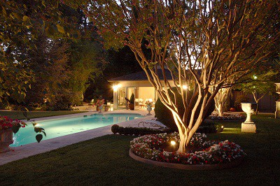 Landscape Lighting Los Angeles