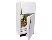 refrigerator power
