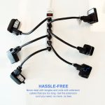 hassle free extension cord