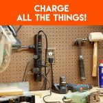 garage power strip