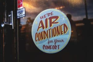 air conditioner power