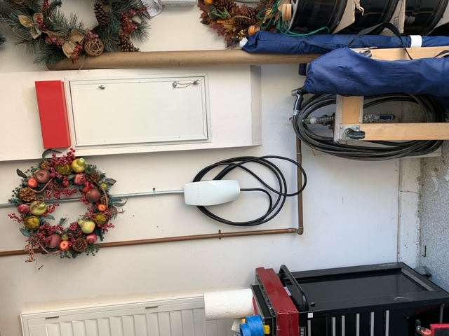 Install Tesla Charger
