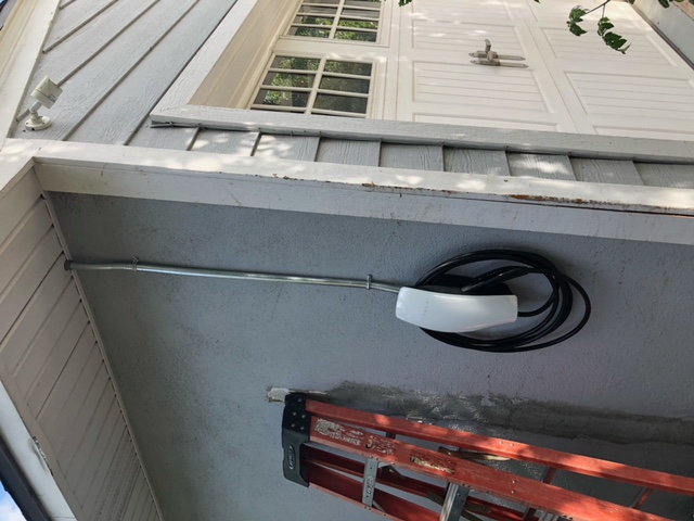 Tesla Wall Connector installation